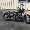 2012 Black Denim Dyna Street Bob- **SOLD**