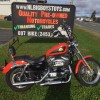 2007 50th Anniversary Sportster 1200 **UNDER DEPOSIT**